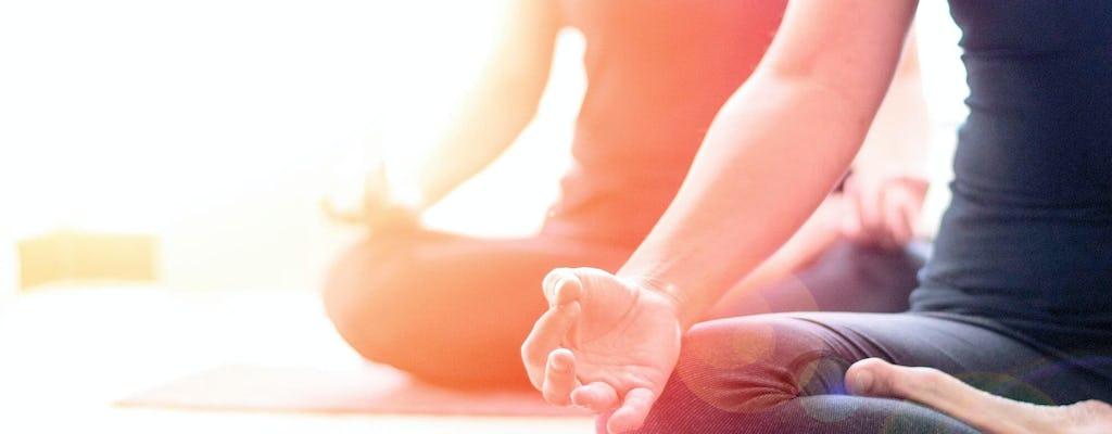 Lanzarote Hatha Yoga Sessie