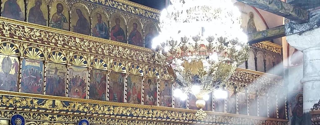 Self-guided tour in Boyana Church