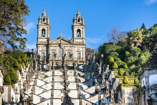 Tour guiado del corazón de Portugal Braga y Guimarães desde Oporto