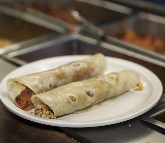 Tour gastronómico de tacos y mezcal