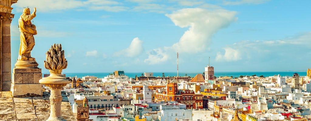 Full day trip to Cádiz and Jerez de la Frontera from Seville