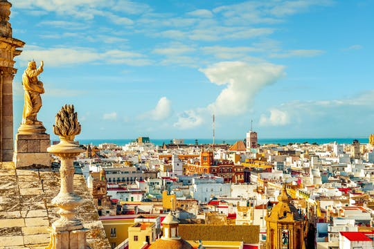 Full day trip to Cádiz and Jerez de la Frontera from Seville