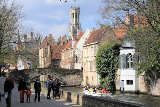 Philip the Good: excursão fotográfica e passeio de barco em Bruges