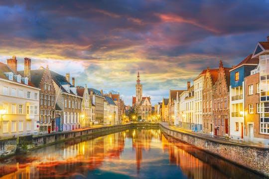 Jan van Eyck Photo tour po Brugii