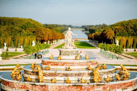 Viagem de um dia a Versalhes e Giverny saindo de Paris