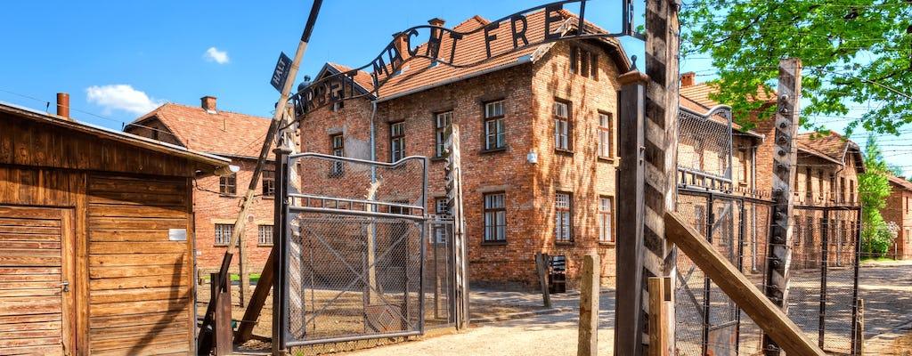 Auschwitz-Birkenau Memorial full-day guided tour from Krakow