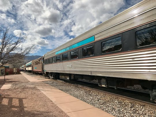 Private day tour of Jerome, Copper Museum and Verde Canyon Railroad with lunch