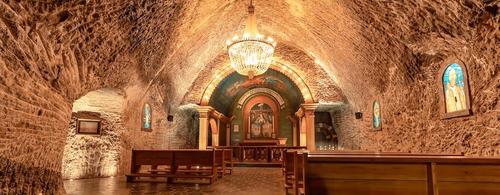 Tour guidato di 4 ore della miniera di sale di Wieliczka da Cracovia