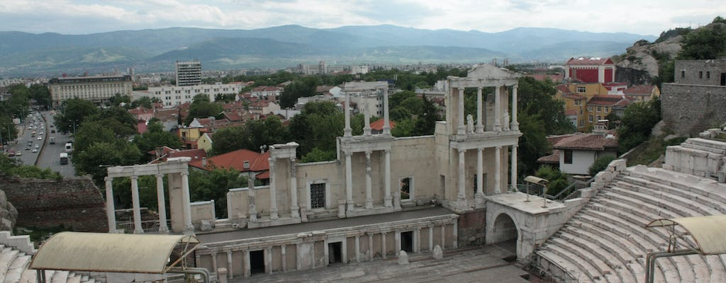 Private day trip to Plovdiv from Sofia