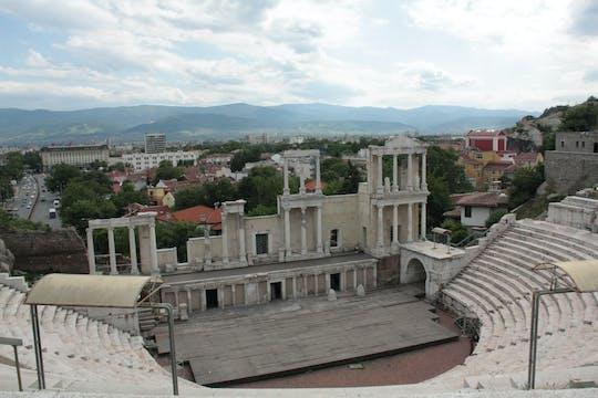 Gita giornaliera privata a Plovdiv da Sofia