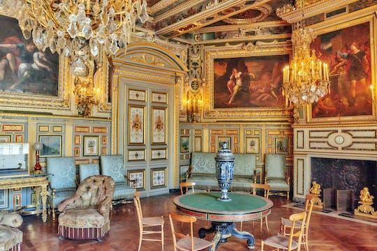 Excursión de un día a Fontainebleau y Vaux-le-Vicomte desde París