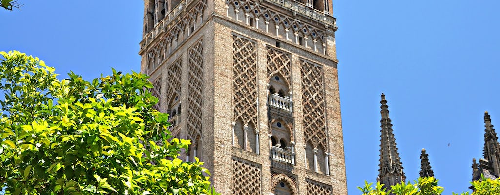 Cathedral of Seville and Giralda bell tower tickets and guided tour