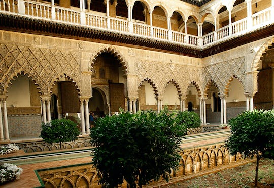 Alcázar of Seville skip-the-line tickets and guided tour