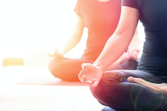 Session de Hatha Yoga à Lanzarote
