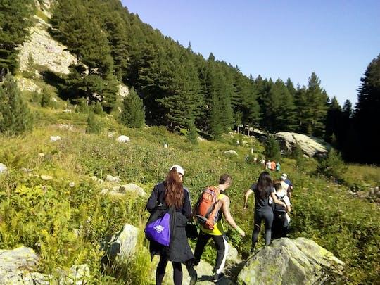 Опыт частной треккинг в горах Рила и Мусала гора из Софии