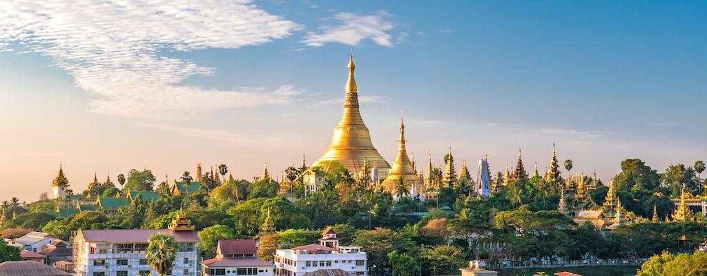Iguarias de Yangon