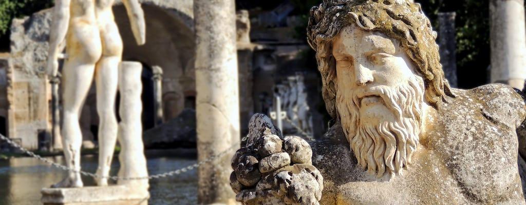 Tickets to Hadrian's Villa Adriana in Tivoli