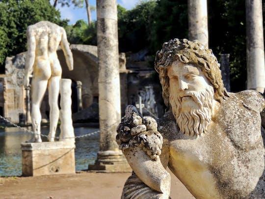 Ingressos para a Villa Adriana de Adriana em Tivoli