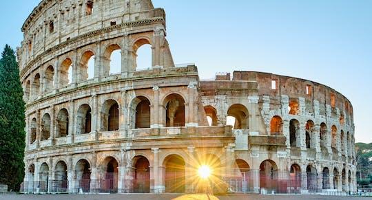 Экскурсия на электронном скутере по Риму на рассвете