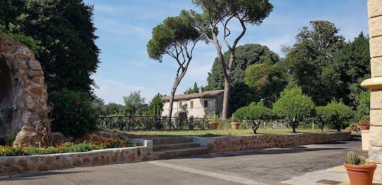 Древний Appia e-велосипед экскурсии по природе и истории