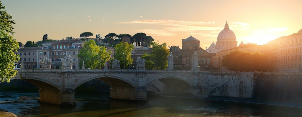 Rome's secrets and mysteries e-bike tour