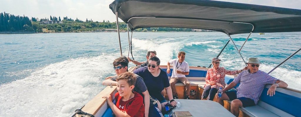 Wycieczka do Sirmione i jeziora Garda