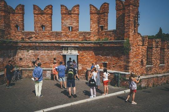 Wandeltocht door Verona