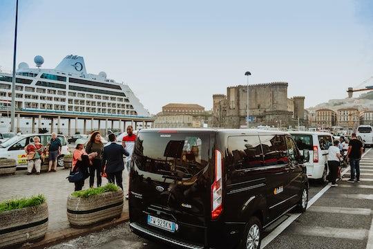 Sorrento, Positano and Pompeii skip-the-line day tour from Naples