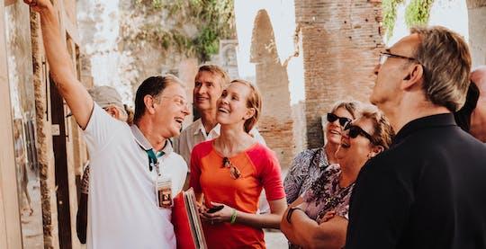 Visita privata a piedi di Ercolano con un archeologo