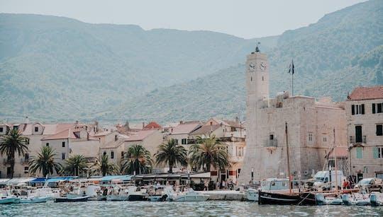 Blue Cave und Hvar 5 Inseln Tour von Split