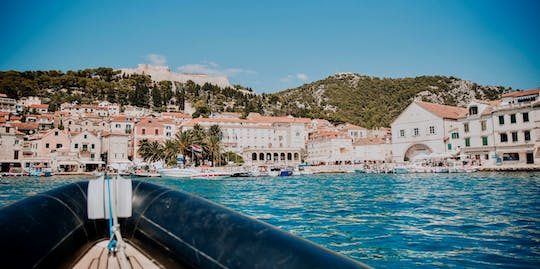 Blue Cave and Hvar 5 islands tour from Trogir