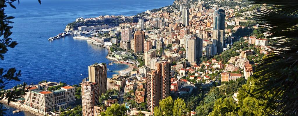 Private tour of Monaco and Monte-Carlo