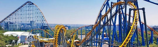 Билеты в Парк развлечений Six Flags и транспорт