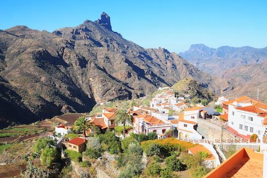 Ganztägige Tour durch die Kulturlandschaft der Heiligen Berge, Tejeda und Artenara