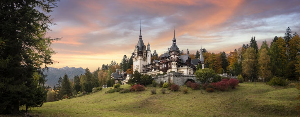 Tour privato a Sinaia e Bucarest