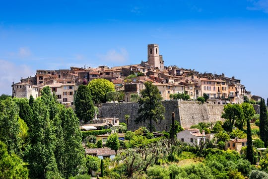 Private tour of the Provence countryside