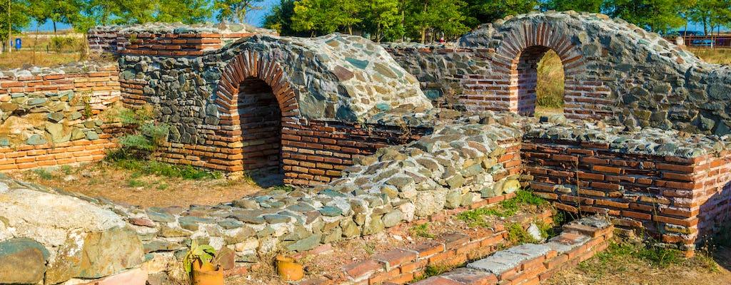 Antike Zitadelle von Histria Tour von Constanta