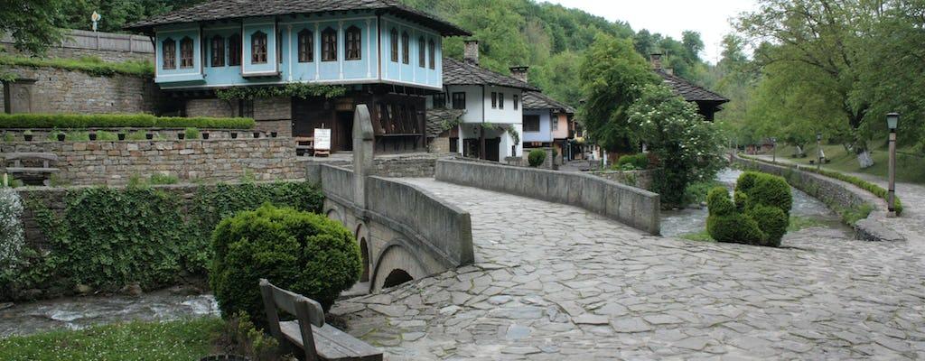 Ingresso ETAR para Museu Etnográfico ao Ar Livre em Garbrovo