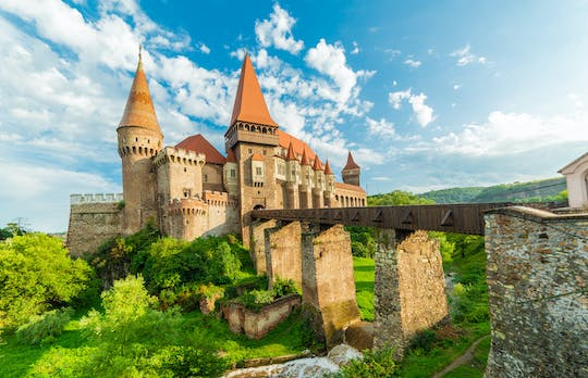 Tour to Corvin Castle in Hunedoara and Alba Iulia
