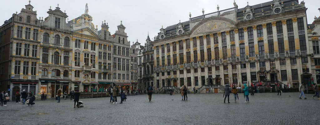 Brussels beer city exploration game and tour