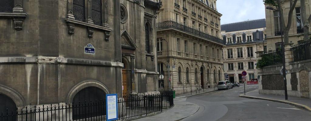 Edith Piaf verkenningsspel en muziektour in Parijs