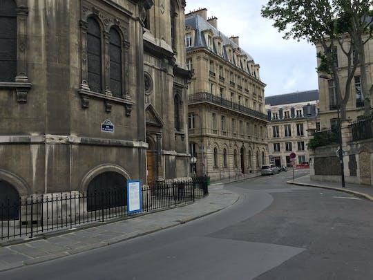Tour musical y juego de exploración de Edith Piaf en París