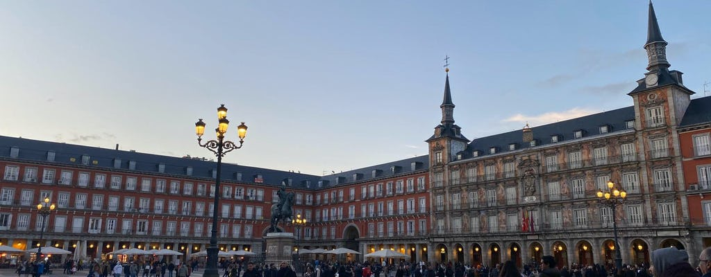 Ucieknij z gry eksploracyjnej hiszpańskiej inkwizycji w Madrycie