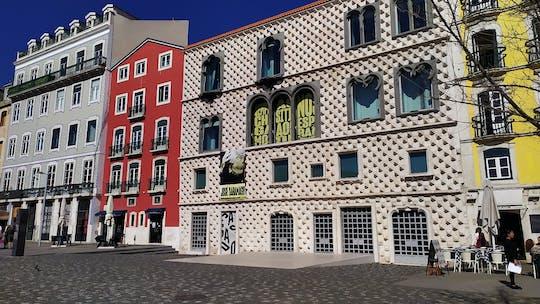 Лиссабон Старый город разведочное город игр и экскурсионное
