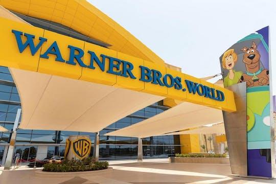 Warner Bros World Abu Dhabi with transfers