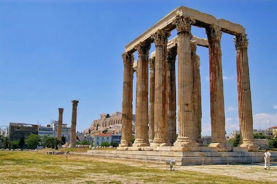 Stadterkundungsspiel und Tour der griechischen Mythologie von Athen