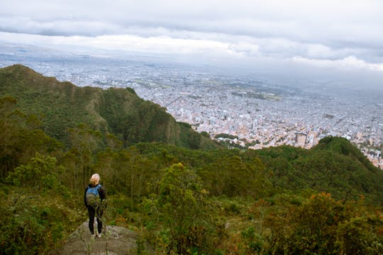 Боготы восточный поход холмы