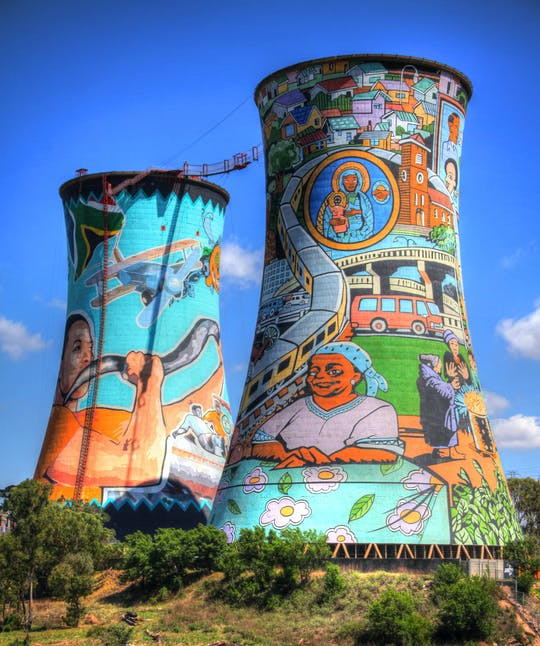 Soweto half-day tour including lunch from Johannesburg