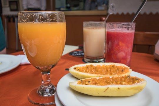 Excursão gastronômica de rua Chapinero em Bogotá