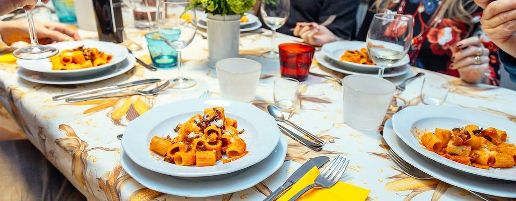 Виртуальная кулинария мастер-класс: паста и Чечи